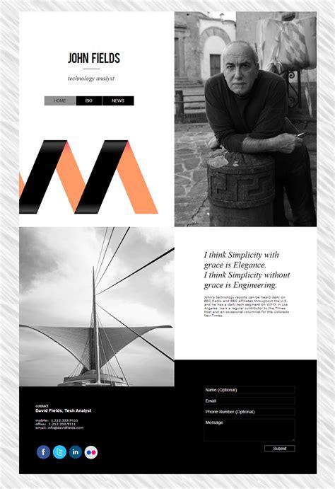 Freelancer Website Website Template Like Freelancer