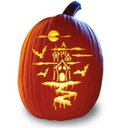 haunted house pattern for pumpkin carving 1000 images about halloween pumpkin carving ideas on