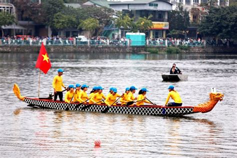 dragon boat festival singapore 2019 hanoi open dragon boat race 2019 kicks off news vietnamnet
