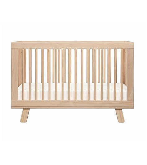 Hudson 3 In 1 Convertible Crib With Toddler Rail Babyletto Hudson 3 In 1 Convertible Crib With Toddler Bed Conversion Kit Washed