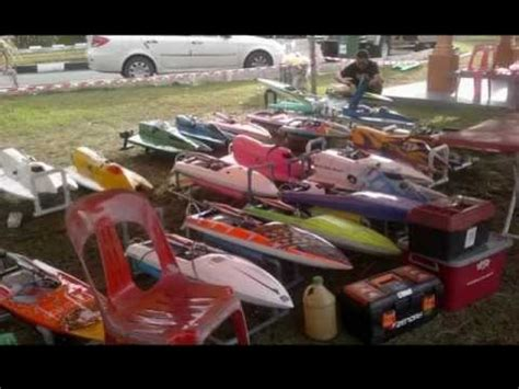 rc boat tournament in malaysia wmv youtube - Rc Boats Malaysia