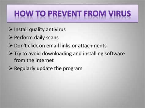 this is an example of computer viruses and other malwear