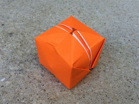 Water Balloon Origami - 10 tips for taking care of yourself during the holidays