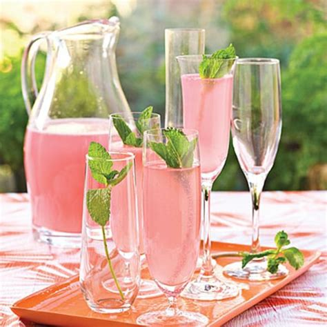 sparkling celebration punch recipe non alcoholic 5 pink drinks to serve at your next shower or best friends for frosting