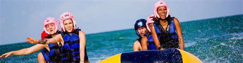 banana boat ride hollywood beach brothers brothers banana boat rides boucher brothers