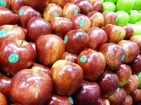 q store fruit q are waxed apples harmful to eat catherine saxelby s