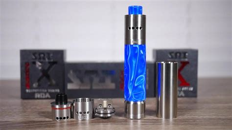 Kaos Vape Sub Ohm Innovations Soi sub ohm innovations mega review szx competition mod rda and mini rda vapingwithtwisted420