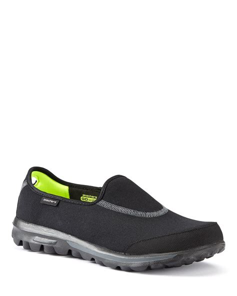 Wide Width Shoes by Skechers Wide Width Go Walk Shoes Penningtons