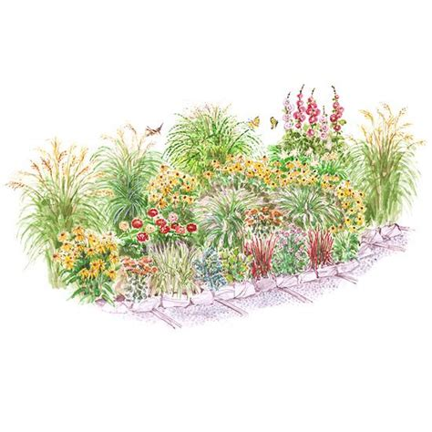 garden plans that peak in fall