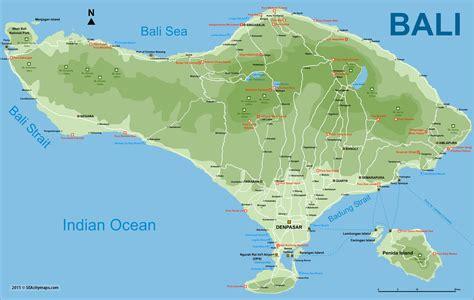 map of bali mapa bali threeblindants