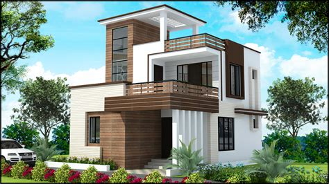warm house design indian style plan and elevation house style design ghar planner leading house plan and house design