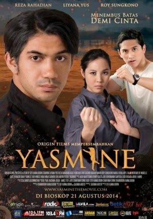 film malaysia percintaan sinopsis film yasmine reza rahadian bali backpacker