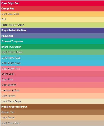 color me beautiful 25 best ideas about color me beautiful on
