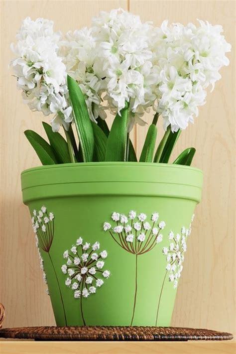design flower pot ideas 40 flower pot painting ideas and designs to try