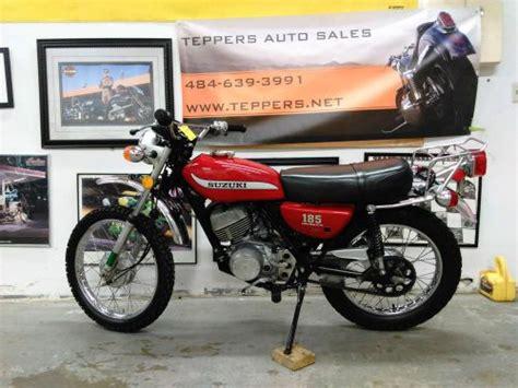 Suzuki Tc185 Buy 1975 Suzuki Tc185 On 2040 Motos