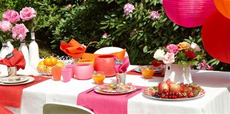 Tischdeko Gartenfest by Fantastische Tischdeko F 252 R Gartenparty