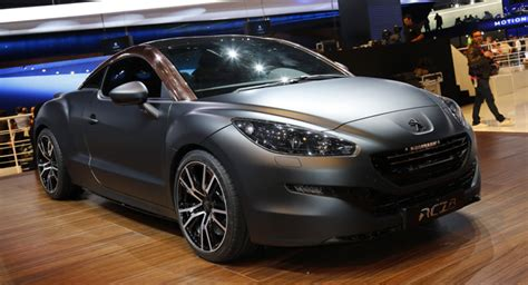 peugeot rcz r modified some like it peugeot rcz r study with 260hp