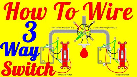 stunning 3 and 4 way switch wiring diagram 71 with