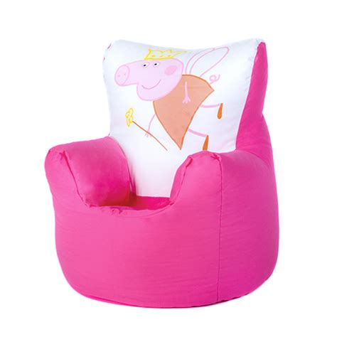children s character bean bag arm chairs toddler seat