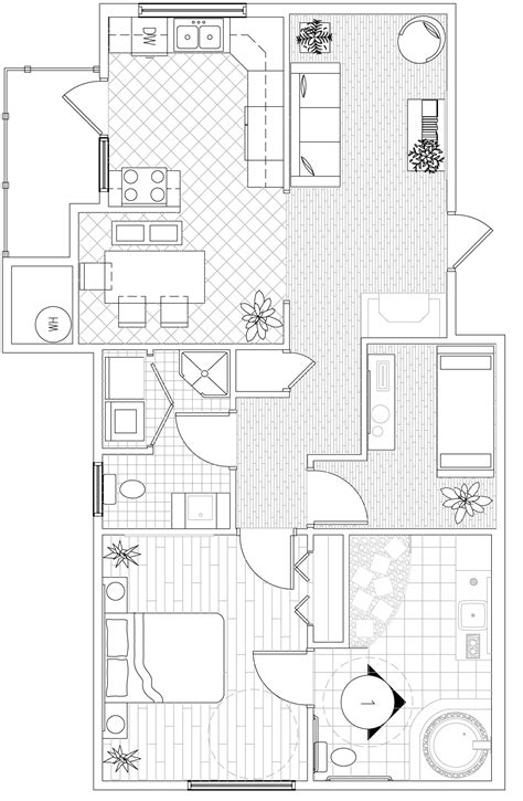 floor plans for handicap accessible homes