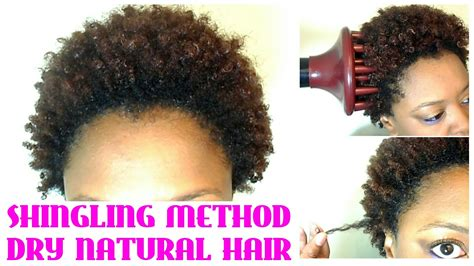 Naturally Curly Hair Dryer no wash define go on hair shingling on