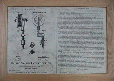tattoo machine history tattoo history ferbs cosmetics