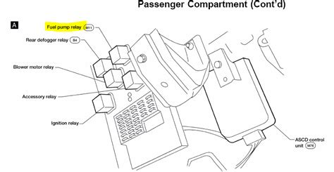 2000 nissan frontier fuel wiring diagram