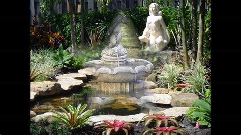 garden fountain ideas  small space youtube