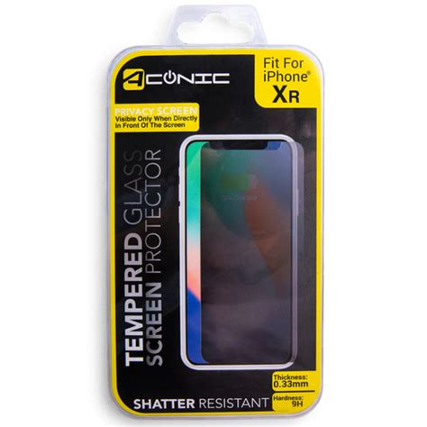 iphone  iphone xr tempered glass privacy screen