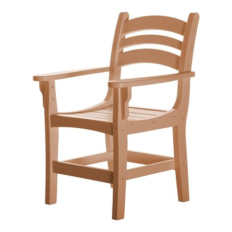 Casual Dining Chair With Arms Pawleys Island Informal Dining Chairs