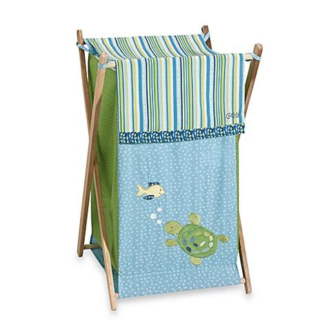 Cocalo Baby 174 Turtle Reef Her Bed Bath Beyond Cocalo Turtle Reef Crib Bedding