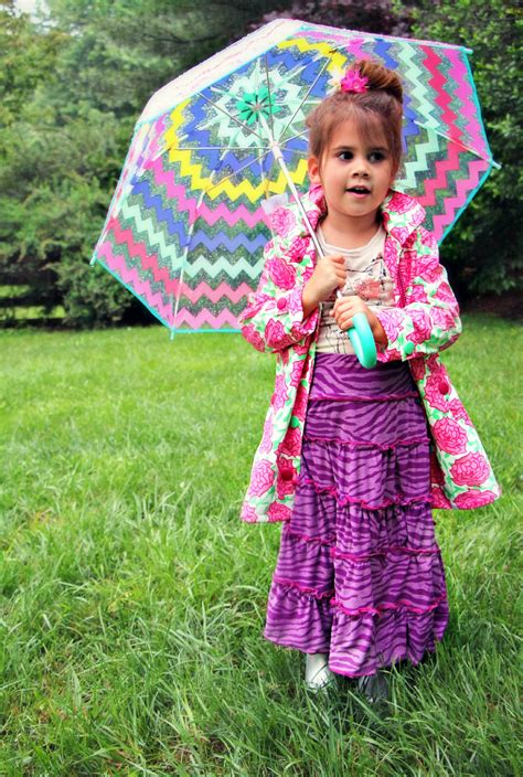 children s tiered knit maxi skirt tutorial