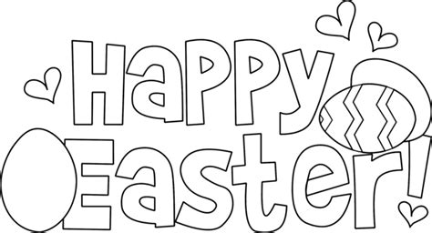 what is a happy color free coloring pages of easter bunny family