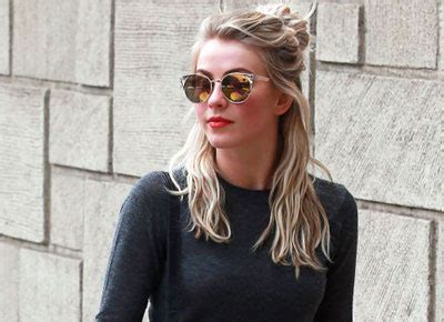half trend how to pull off the half bun beauty purewow national