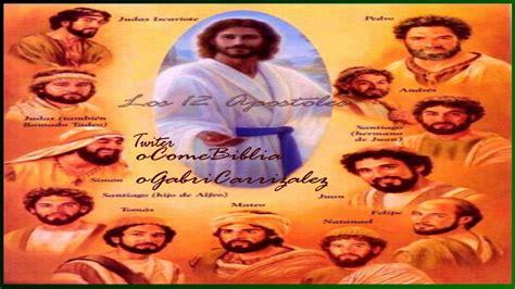 imagenes de jesus llamando a los apostoles los 12 apostoles loscomebiblia