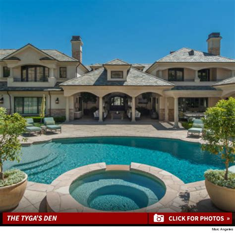 tyga new house tyga no deal on new kylie adjacent crib tmz com