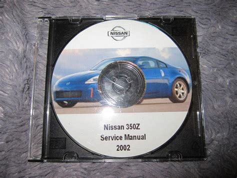 best auto repair manual 2003 nissan 350z spare parts catalogs find 2002 2003 nissan 350z repair service manual cd motorcycle in fast shipping us for us 16 99