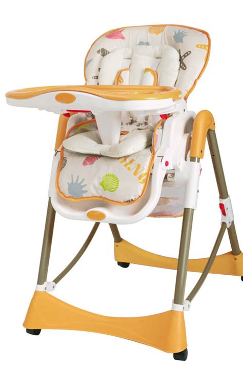 foot rest adjustable baby high chair baby feeding chair
