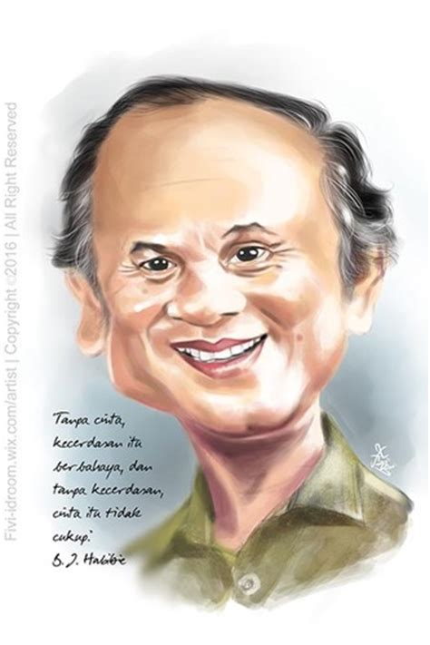 biography bj habibie in english bj habibie caricature karikatur by fivi famous people