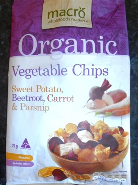 Organic Vegetable Chips macro organic vegetable chips review review clue