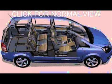 opel zafira 2002 interior opel zafira interior