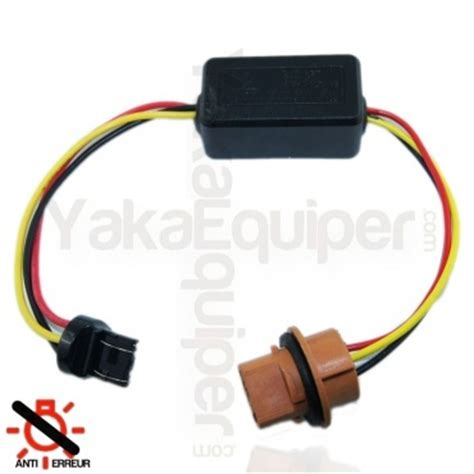 w21 resistor resistance cabl 233 e w21 5w anti erreur canbus obd yakaequiper