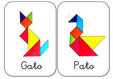 figuras de animales para imprimir tangram figuras para imprimir online de animales