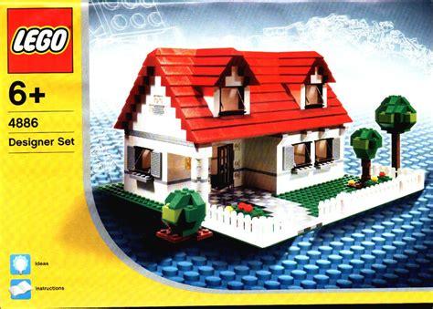 home creator lego building bonanza 4886 creator