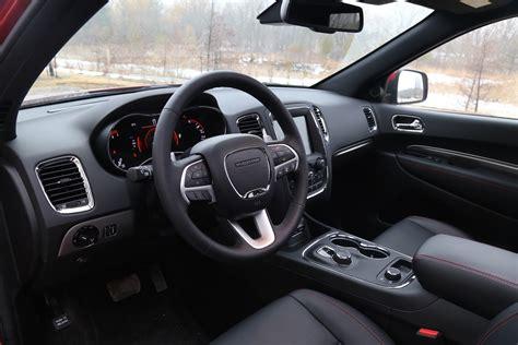 review 2015 dodge durango r t canadian auto review