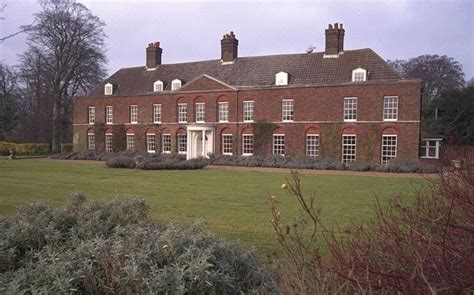anmer hall a home fit to make royal family history telegraph