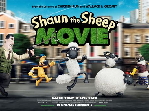 film cartoon shaun the sheep shaun the sheep the movie 2015 review a dialogue free