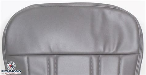ford f150 replacement leather seat covers 1997 1998 ford f 150 lariat leather seat cover driver
