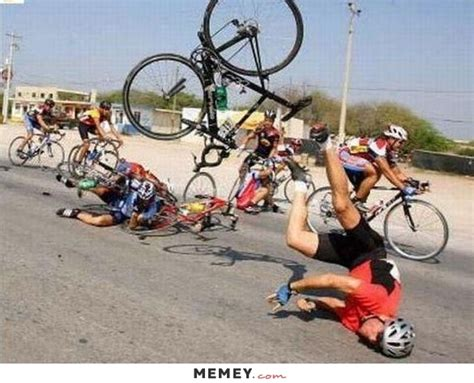 Bike Crash Meme - crash memes funny crash pictures memey com