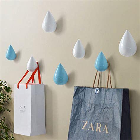 New Sticker Hook Gantungan Baju Gantungan e support simple modern decor creative coat hanger hooks dressing room wall decoration
